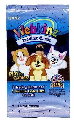 webkinz tradingcards