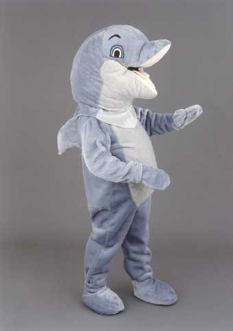 DolphinMascot